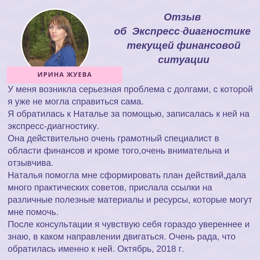 Отзыв_Ирина Жуева
